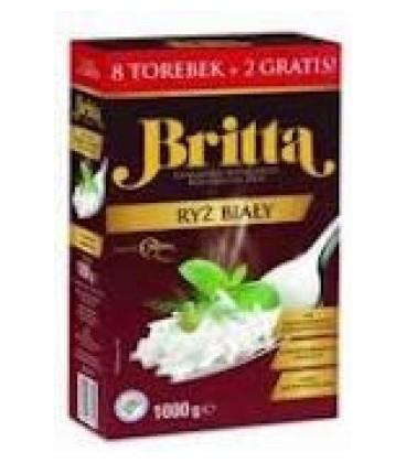 Britta ryż biały 8*100g