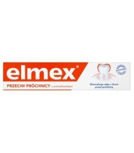 Elmex Przeciw Próchnicy z aminofluorkiem Pasta do zębów 75 ml