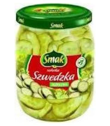 Smak Sałatka szwedzka 500g.