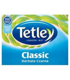 TETLEY CLASSIC CZARNA 100 torebek