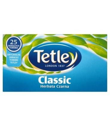 TETLEY CLASSIC CZARNA 25 torebek