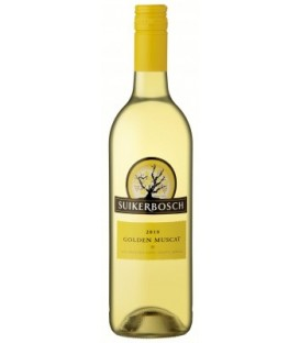 Afryka Suikerbosch Golden Muscat b/ps 750ml