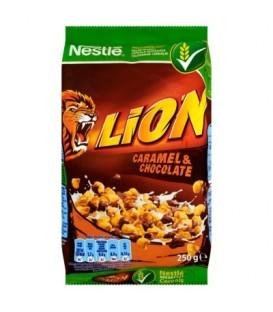 Lion płatki śniadaniowe Pacific 250g