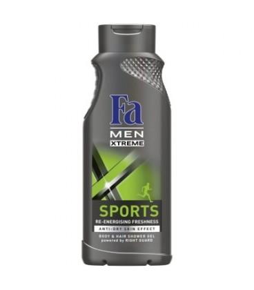 Fa Men Xtreme Sports Żel pod prysznic 400 ml