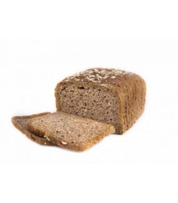 Grzybek Chleb razowy z pełnego przemiału 320g