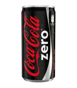 Coca cola zero 200ml