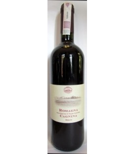 Włochy Cagnina DOC 750ml cz/sł wino