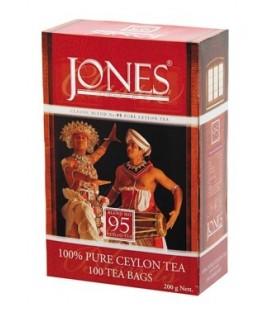 Vivi Herbata expresowa Jones 100tb 200g