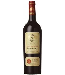 W.BORDEAUX BARON DE LESTAC rouge 750ml 0,75 l