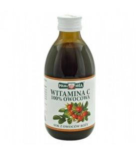 Sok z witaminą C 100% owocowa 250ml