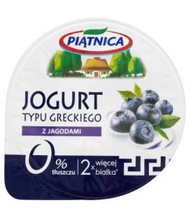 Piątnica jogurt grecki jagoda 150g