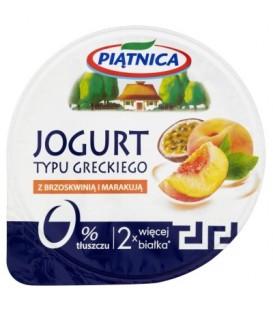 Piątnica Jogurt grecki brzoskwinia 150g