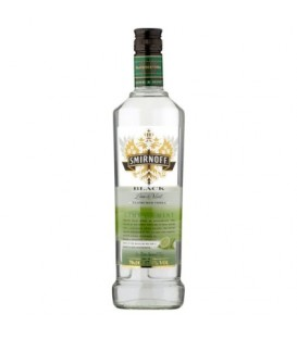 SMIRNOFF BLACK lime37,5%700ml 700 ml