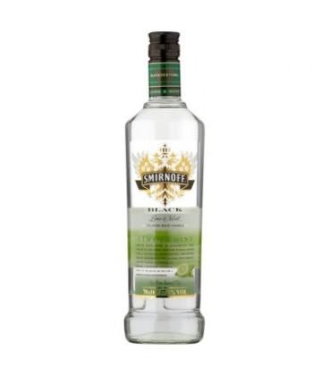 SMIRNOFF BLACK lime37,5%700ml 700 ml
