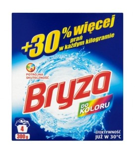 BRYZA PROSZEK DO PRANIA - KOLOR 300G