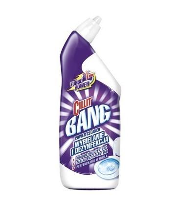 Cillit Bang Wybielanie i dezynfekcja Żel do czyszczenia toalet 750 ml