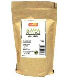 DietWital Kawa zielona ziarnista 250g