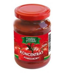 Familijne Przysmaki Koncentrat Pomidorowy 30% 180g