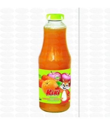 Kiki Sok marchew-jabłko-pomarańcza 750ml