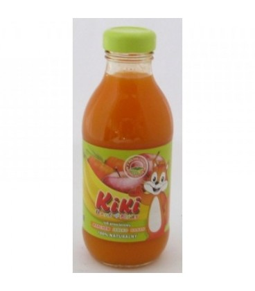 Kiki marchew-banan-jabłko 330ml
