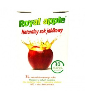 Sok Royal apple jabłko 3L
