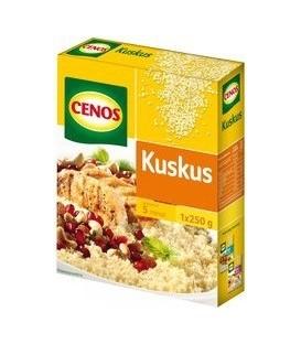 Cenos Kuskus błyskawiczna kasza z pszenicy 250g