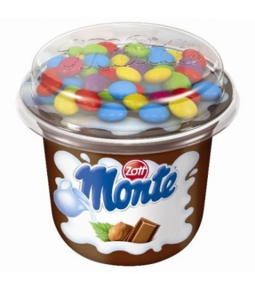 Monte Top Cup 70g