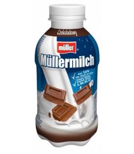Müller Müllermilch czekoladowy Napój mleczny 400 g
