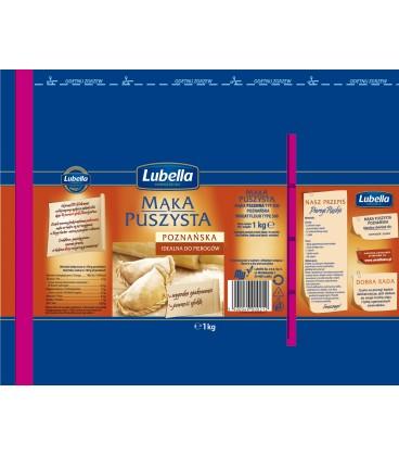 Lubella Mąka Puszysta poznańska 1 kg