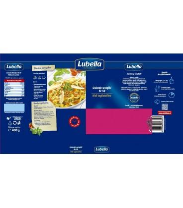 Lubella Gniazda wstążki Nidi tagliatelline makaron 400 g