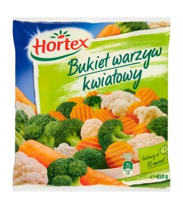 HORTEX BUKIET WARZYW KWIATOWY 450G
