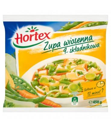 HORTEX ZUPA WIOSENNA 9-SKŁADNIKOWA 450G