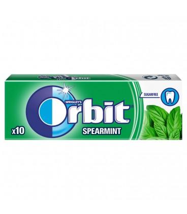 ORBIT SPEARMINT - 10 DRAŻETEK TEST SZT