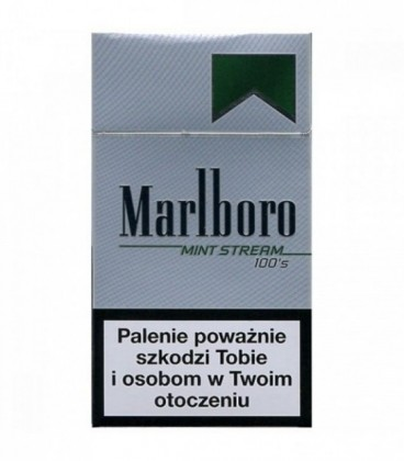 Marlboro Mint Stream 100 SSL