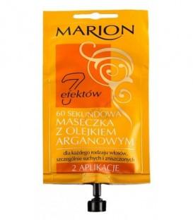 Marion 60-sek.maseczka z olejkiem arganowym 30ml