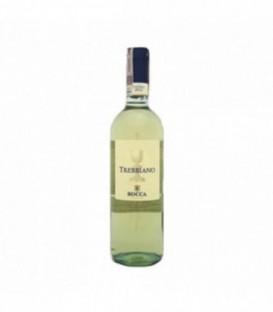 Rocca Trebbiano Pugila wino białe wytrawne 0,75L