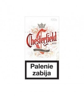 Chesterfield Red 100mm