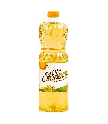 Caneo olej słoneczny rzepakowy 0,9L