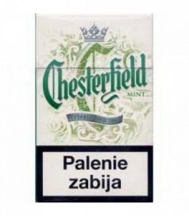 Chesterfield Clas.Menthol Ks Box Papierosy