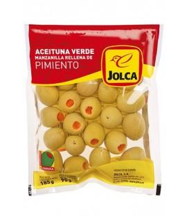 Jolca oliwki z papryką saszetka 180g