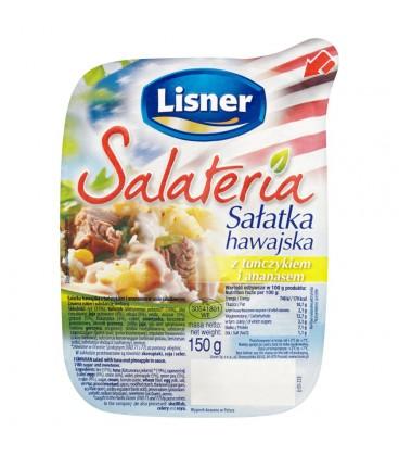 Lisner Salateria Sałatka hawajska z tuńczykiem i ananasem 150 g