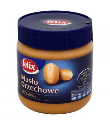 Felix Masło orzechowe kremowe 350 g