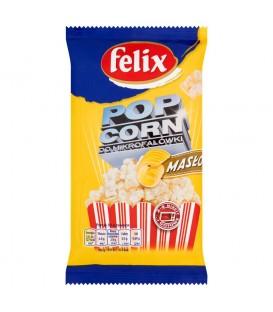 Felix Popcorn maślany do mikrofalówki 90 g