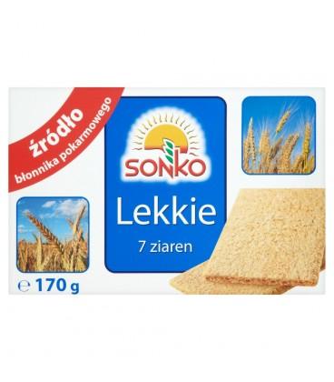 Sonko Pieczywo Lekkie 7 ziaren 170 g