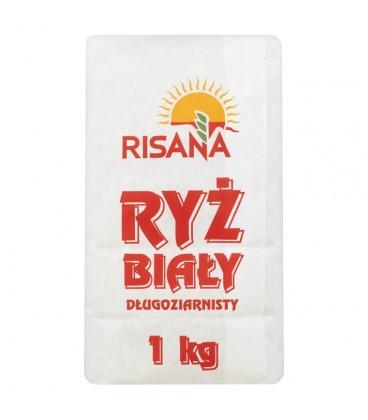 Risana Ryż biały długoziarnisty 1 kg
