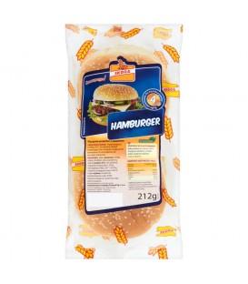 Skoga Hamburger Bułki sezamowe do hamburgerów 212 g (4 sztuki)
