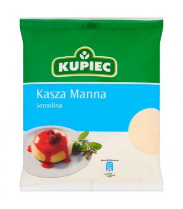 Kupiec Kasza manna 400 g
