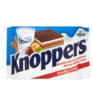 Knoppers Wafelek mleczno-orzechowy 25 g
