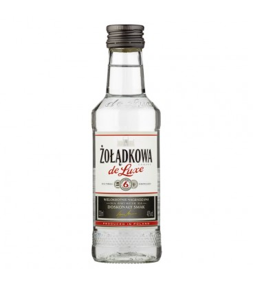 Żołądkowa Gorzka de Luxe Wódka 200 ml