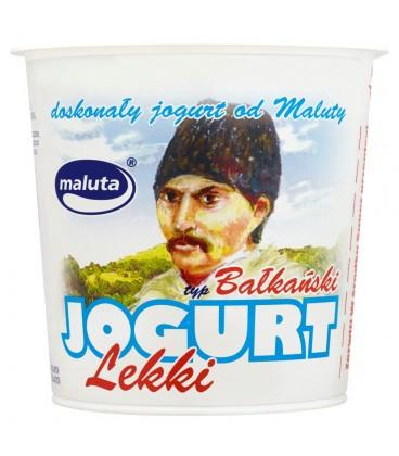 Maluta Jogurt typ Bałkański naturalny lekki 340 g